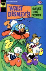 Gold Key's Walt Disney's Comics and Stories Issue # 421whitman