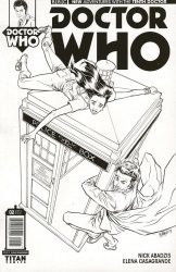 Titan Comics's Doctor Who: 10th Doctor Issue # 2d