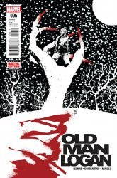 Marvel Comics's Old Man Logan Issue # 6