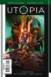 Marvel Comics's Dark Avengers / Uncanny X-Men: Utopia  Issue # 1