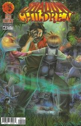 Red Giant Entertainment's Shadow Children Issue # 2