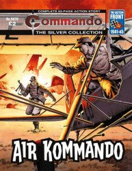 D.C. Thomson & Co.'s Commando: For Action and Adventure Issue # 5070