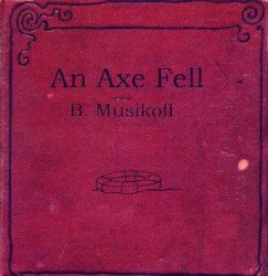 Manual Comics's An Axe Fell Issue nn