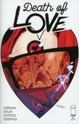 Image Comics's Death of Love Issue # 2