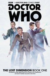 Titan Comics's Doctor Who: The Lost Dimension TPB # 1