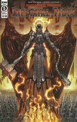 IDW Publishing's Dungeons & Dragons: Infernal Tides Issue # 5