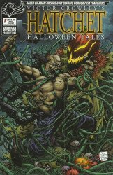 Allied American Artists's Victor Crowley's Hatchet: Halloween Tales Issue # 1