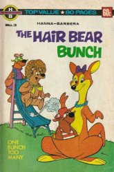 K.G. Murray Publishers's Hair Bear Bunch Issue # 3