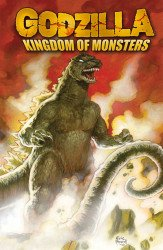 IDW Publishing's Godzilla: Kingdom of Monsters TPB # 1b