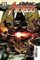 Marvel Comics's Savage Avengers Issue # 15