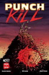 Pizza Party Comix's Punch to Kill Issue # 1