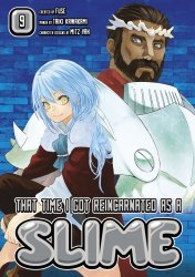 Kodansha Comics's That Time I Got Reincarnated As A Slime Soft Cover # 9