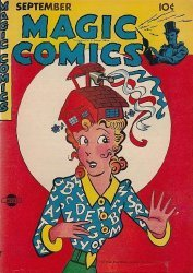 David McKay Publications's Magic Comics Issue # 86