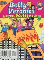Archie's Betty and Veronica: Double Digest Magazine Issue # 245