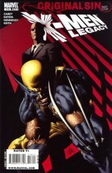 Marvel Comics's X-Men: Legacy Issue # 218