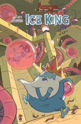 KaBOOM!'s Adventure Time: Ice King Issue # 5