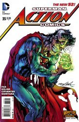 DC Comics's Action Comics Issue # 35b
