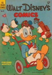 W.G.(Wogan)Publications's Walt Disney's Comics Issue # 97