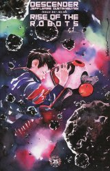 Image Comics's Descender Issue # 25