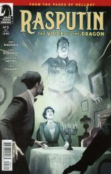 Dark Horse Comics's Rasputin: Voice of The Dragon Issue # 2