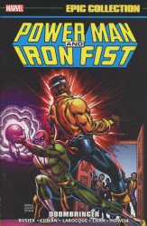 Marvel Comics's Power Man and Iron Fist: Epic Collection  TPB # 3