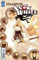 Antarctic Press's Steampunk: Snow White Issue # 1