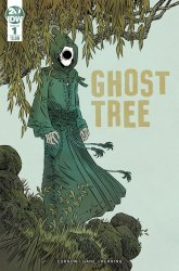 IDW Publishing's Ghost Tree Issue # 1 - 3rd print