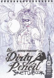 Miam Miam Studio's The Dirty Pencil Sketchbook Issue # 1