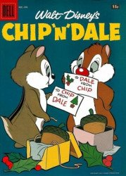 Dell Publishing Co.'s Chip 'n' Dale Issue # 12b