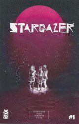 Mad Cave Studios's Stargazer Issue # 1 2nd