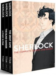 Titan Comics's Sherlock: Season One TPB # 1