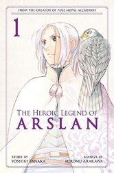 Kodansha Comics's Heroic Legend Of Arslan Soft Cover # 1