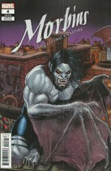 Marvel Comics's Morbius: The Living Vampire Issue # 4b