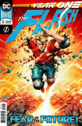 DC Comics's The Flash Issue # 71