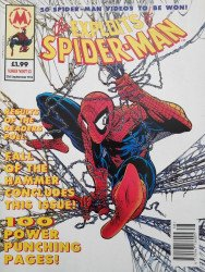 Marvel UK's Exploits of Spider-Man Issue # 26