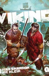 Image Comics's Viking Issue # 1