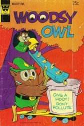 Gold Key's Woodsy Owl Issue # 4whitman