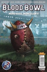 Titan Comics's Blood Bowl: More Guts, More Glory Issue # 1d