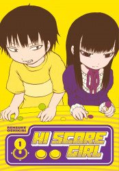 Square Enix Manga's Hi Score Girl Soft Cover # 1