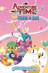 KaBOOM!'s Adventure Time With Fionna & Cake Soft Cover # 1