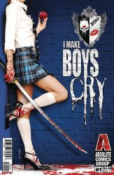Absolute Comics Group's I Make Boys Cry Issue # 1