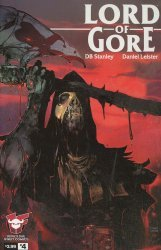Devil's Due Publishing's Lord of Gore Issue # 4b
