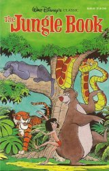 Disney Comics's The Jungle Book Soft Cover # 1