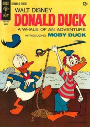 Gold Key's Donald Duck Issue # 112b
