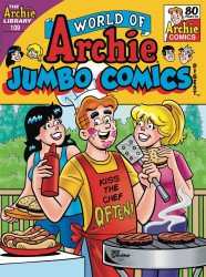 Archie Comics Group's World of Archie: Double Digest Magazine Issue # 109
