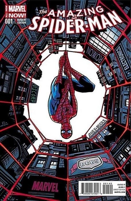 W.spider Neal The Amazing Spider-Man...