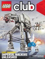 LEGO Systems's LEGO Club Magazine Issue sep/oct 2014