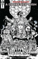 IDW Publishing's Dungeons & Dragons: A Darkened Wish Issue # 1ri-b