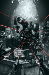 IDW Publishing's Snake Eyes: Deadgame Issue # 1bigtime-c