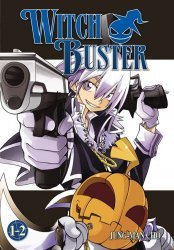 Seven Seas Entertainment's Witch Buster TPB # 1-2